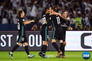 Mundial de Clubes: Real Madrid accede a la final tras remontar con tanto de Bale