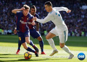 LaLiga: Real Madrid y Barcelona empatan 0-0 al descanso