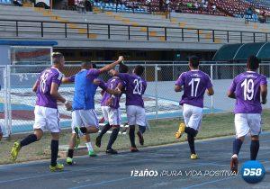 FútVe: Titanes FC gana y se mantiene en Segunda División