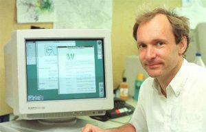 Hace 27 años se creó la primera página web
