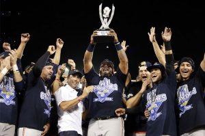 Anzoátegui alzó tercer título de LVBP y obtiene boleto a la Serie del Caribe