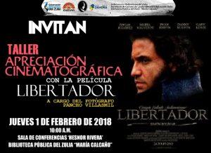 Maracaibo: jueves de cine en la «María Calcaño»