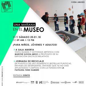 MACZUL invita a disfrutar «Una Mañana en el Museo»