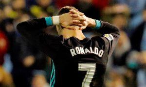 El Real Madrid se aleja de la pelea por la Liga tras empatar en Vigo