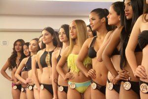Ellas buscan un puesto en el Miss Zulia 2018
