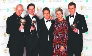 «Tres anuncios por un crimen» es la gran ganadora de los Bafta, con cinco premios
