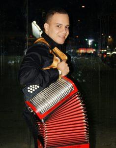 Acordeonero zuliano competirá en el Festival de la Leyenda Vallenato