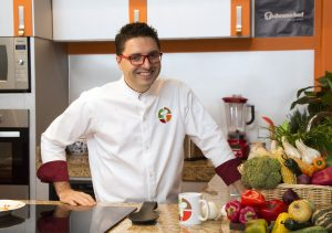 Merlín Gessen, un chef sin secretos