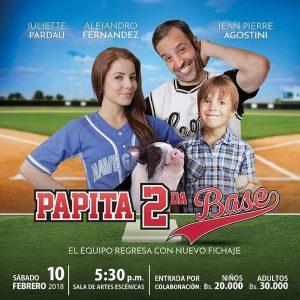 Fin de semana de cine en Maracaibo