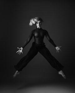 Vanessa Rubio: «el ballet me motiva y me levanta»