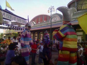 Maracaibo: La cultura se hizo presente en el inicio de carnaval