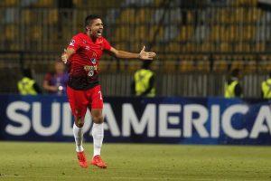 Caracas sorprende y gana en la hora y de visita al Everton por Sudamericana