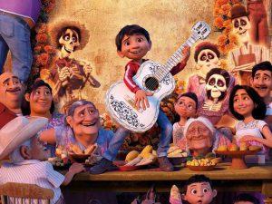 La película animada «Coco» gana 11 premios Annie 2018