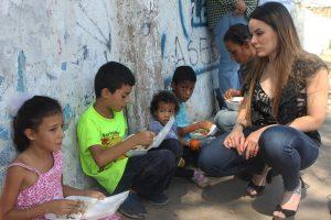 Fundación Carlos González dona mil comidas en Maracaibo