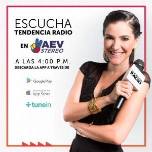 Tendencia Radio llega a USA a través de AEV Stereo