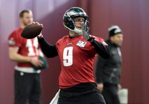 NFL-Super Bowl LII: Los Eagles con Foles y su entrenador Pederson pueden dar la sorpresa