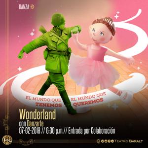«Wonderland» llega al Baralt en la 4ta Muestra Anual de la Academia de Baile Danzarte Maracaibo