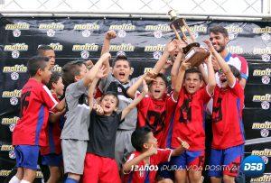 El fútbol infantil fue protagonista en Maracaibo