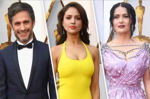 Estrellas en la Alfombra Roja de los Oscar 2018