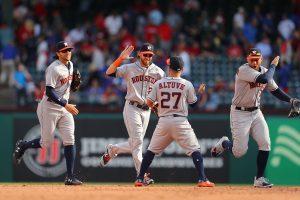 MLB: Astros comienzan con triunfo defensa título; Stanton pega dos jonrones