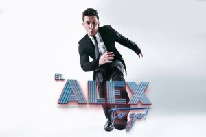 Alex Goncalves estrena Late Night a domicilio.