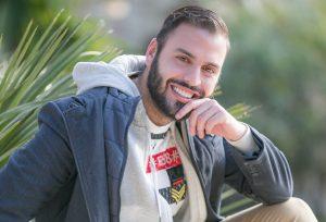 Daniel Pereira inicia grabaciones de «Acá en Europa»