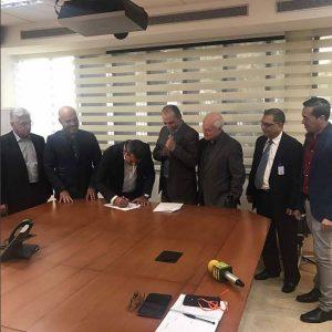 Firmaron contrato para el regreso del Festival de la «Orquídea»