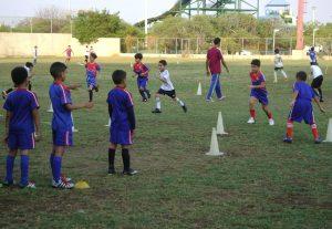 Maracaibo: Arranca segundo torneo de fútbol FUNDAUAM 2018