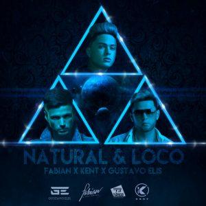 Fabián «La Nueva Generación» estrena «Natural y Loco»
