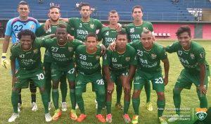 AC2FútVe:  Vigía FC saca un valioso punto del «Rafael Calles Pinto» ante Llaneros EF