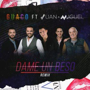 Guaco y Juan Miguel se unen con «Dame un Beso Remix»