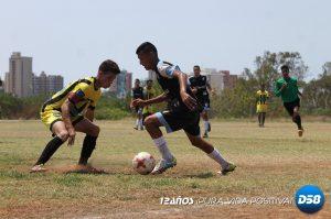 FutVe: Juveniles de JBL repartieron puntos con Petroleros