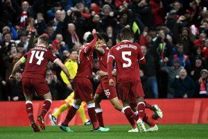 Liverpool se acerca a la final tras golear al Roma (5-2)