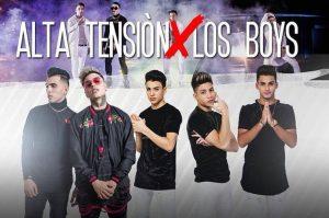 Alta Tensión se unen a Los Boys  para estrenar «El Culpable»