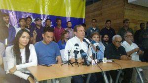Juan Pablo Guanipa: «Venezuela dio una lección de dignidad con desobediencia masiva»