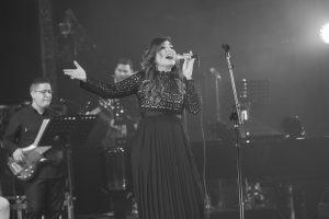 La cantante zuliana Andrea Fuenmayor lanza su primer DVD