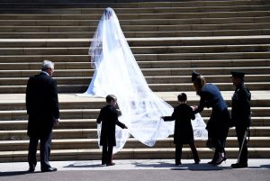 Meghan Markle escoge a la británica Clare Waight Keller para su vestido