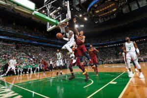 NBA: Celtics vencen otra vez a los Cavs y se van al frente 2-0 en final del Este