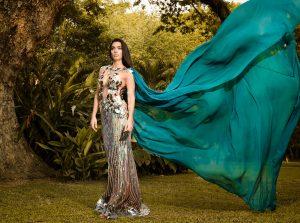 Caterina Valentino presentará Spring Front Row, la tercera colección del diseñador Daniel Fabregas