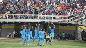 FútVe: Dynamo Puerto FC consiguió su primera victoria