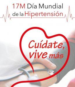 17 de mayo Día Mundial contra la Hipertensión