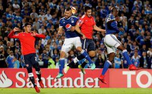 Independiente a un paso de octavos de Libertadores al empatar 1-1 con Millonarios