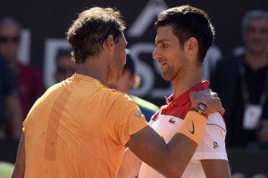 Nadal vence a Djokovic y se clasifica a la final en Masters 1000 de Roma