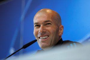 La última sonrisa de Zidane