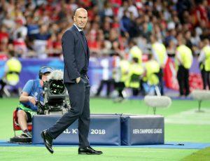 «Zizou» entrenador de récords en el Real Madrid