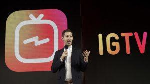 Nace IGTV, la televisión de Instagram