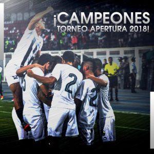 ¡Zamora campeón del Apertura venezolano!