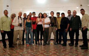 Carmen Hernández inaugura a casa llena en la Vengoechea