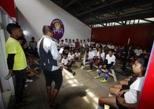 Titanes FC inicia pruebas de talentos para la Serie de Oro
