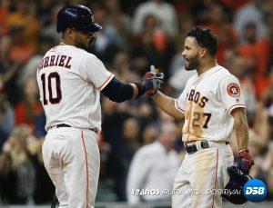 MLB: Altuve pega dos cuadrangulares y los Astros recuperan la forma